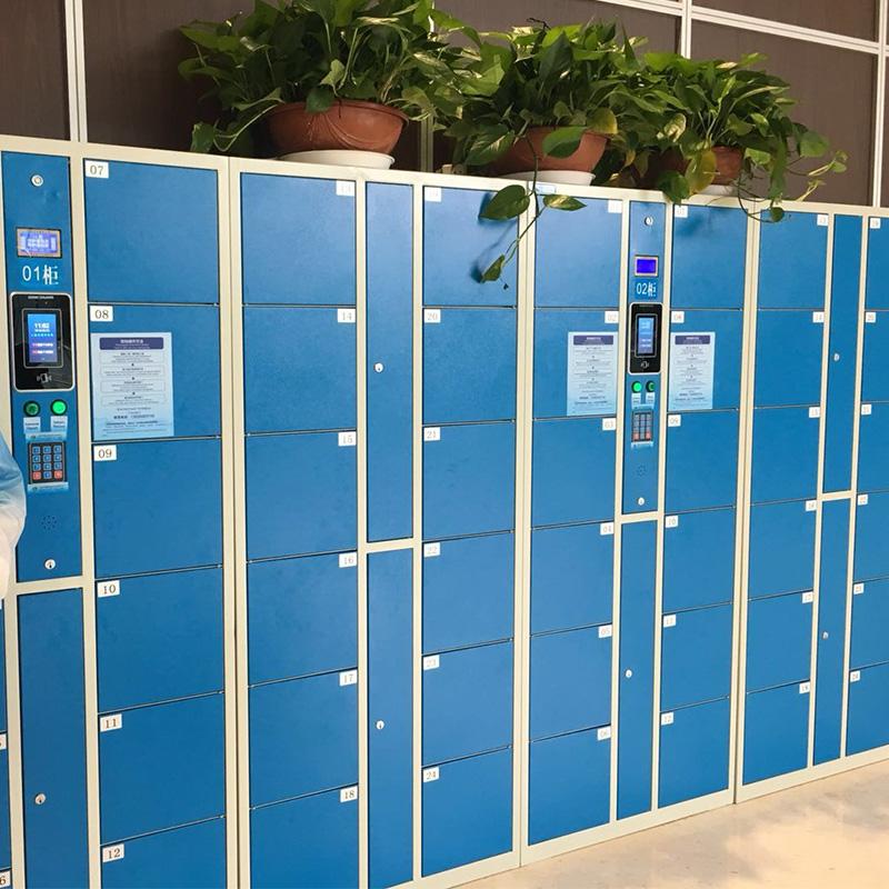 电子储物柜-智能刷卡柜